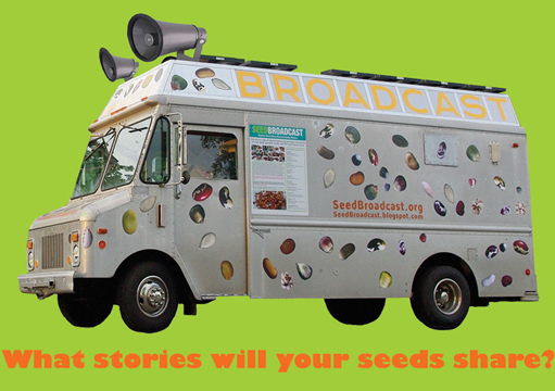 SeedBroadcast Van sm